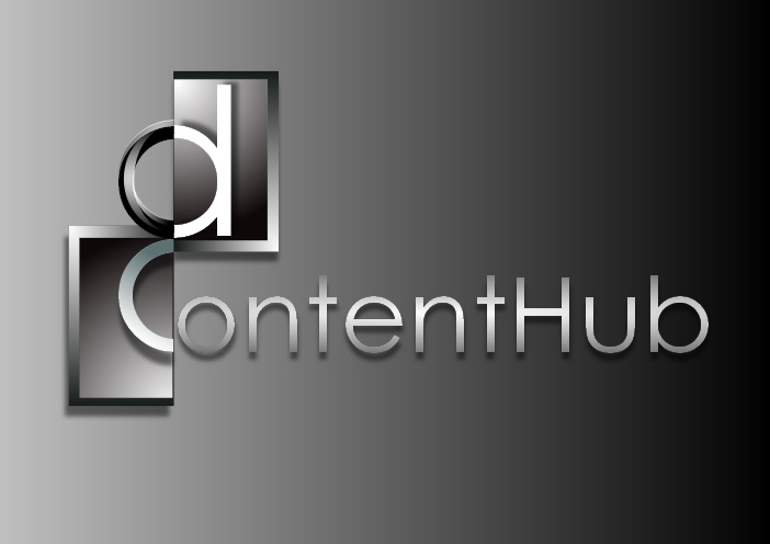 Logo Design by Heri Susanto - Entry No. 73 in the Logo Design Contest Unique Logo Design Wanted for 3DContentHub (.com).