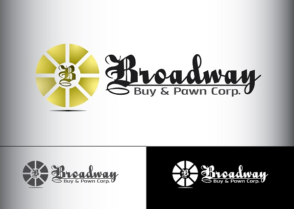 Logo Design by kowreck - Entry No. 23 in the Logo Design Contest Unique Logo Design Wanted for Broadway Buy & Pawn corp or BNP for short.