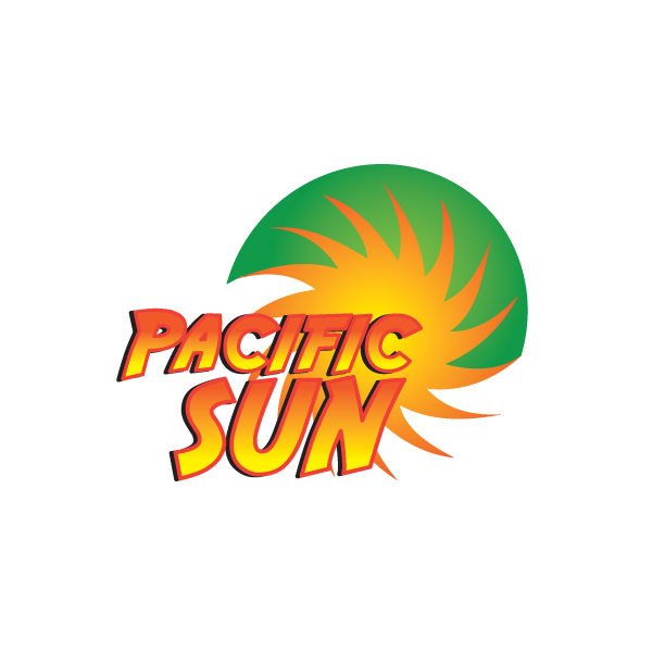Logo Design by storm - Entry No. 2 in the Logo Design Contest New Logo Design for PACIFIC SUN.