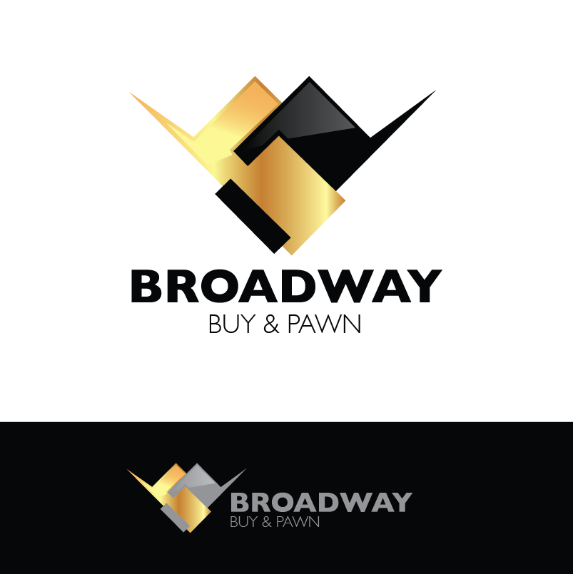 Logo Design by limix - Entry No. 36 in the Logo Design Contest Unique Logo Design Wanted for Broadway Buy & Pawn corp or BNP for short.
