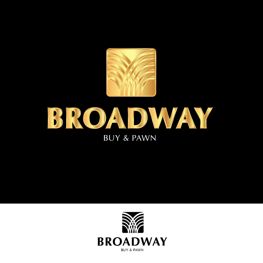 Logo Design by limix - Entry No. 37 in the Logo Design Contest Unique Logo Design Wanted for Broadway Buy & Pawn corp or BNP for short.