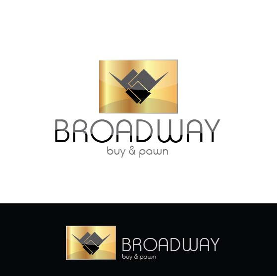 Logo Design by limix - Entry No. 38 in the Logo Design Contest Unique Logo Design Wanted for Broadway Buy & Pawn corp or BNP for short.