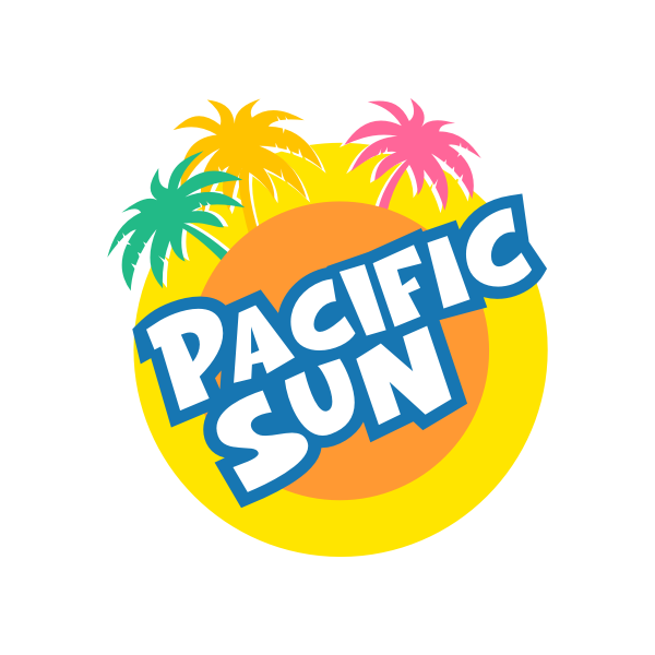 Logo Design by Rudy - Entry No. 5 in the Logo Design Contest New Logo Design for PACIFIC SUN.