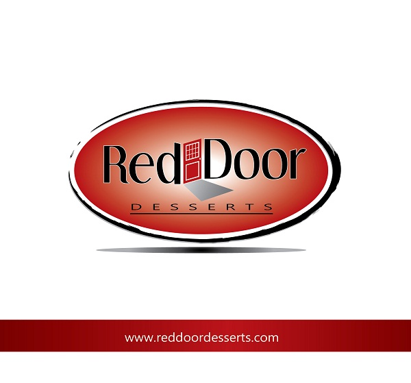 Logo Design by kowreck - Entry No. 3 in the Logo Design Contest Fun Logo Design for Red Door Desserts.