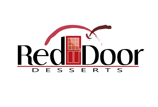 Logo Design by kowreck - Entry No. 4 in the Logo Design Contest Fun Logo Design for Red Door Desserts.