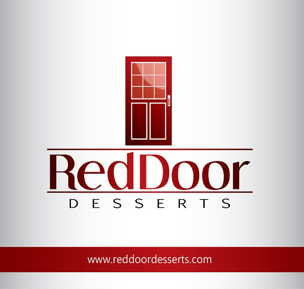 Logo Design by kowreck - Entry No. 5 in the Logo Design Contest Fun Logo Design for Red Door Desserts.