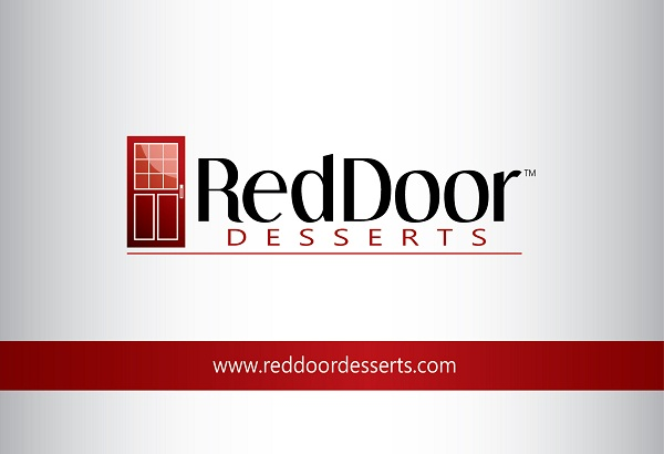 Logo Design by kowreck - Entry No. 6 in the Logo Design Contest Fun Logo Design for Red Door Desserts.
