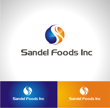 Logo Design by manovacdri - Entry No. 46 in the Logo Design Contest Fun Logo Design for Sandel Foods Inc.