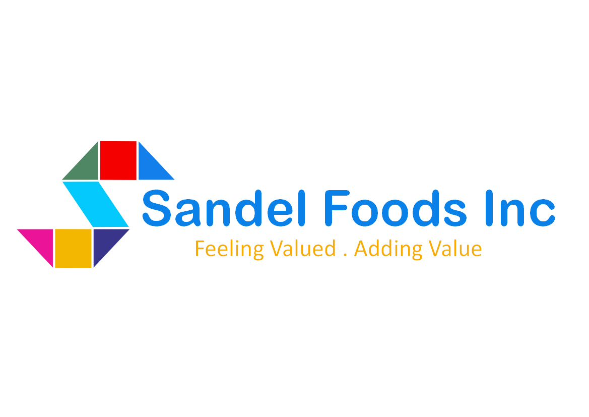 Logo Design by Heri Susanto - Entry No. 47 in the Logo Design Contest Fun Logo Design for Sandel Foods Inc.