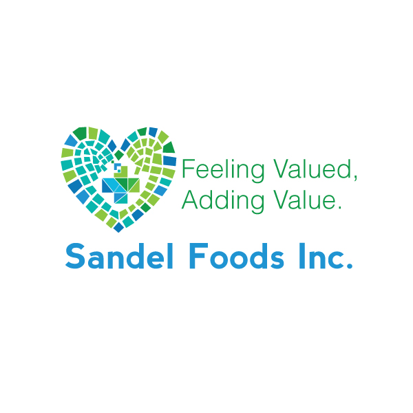 Logo Design by storm - Entry No. 51 in the Logo Design Contest Fun Logo Design for Sandel Foods Inc.