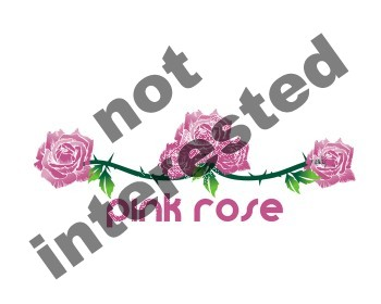 Logo Design by Ifan Afandie - Entry No. 41 in the Logo Design Contest Pink Rose Home Support Services.