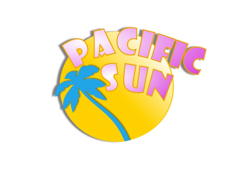 Logo Design by Heri Susanto - Entry No. 14 in the Logo Design Contest New Logo Design for PACIFIC SUN.