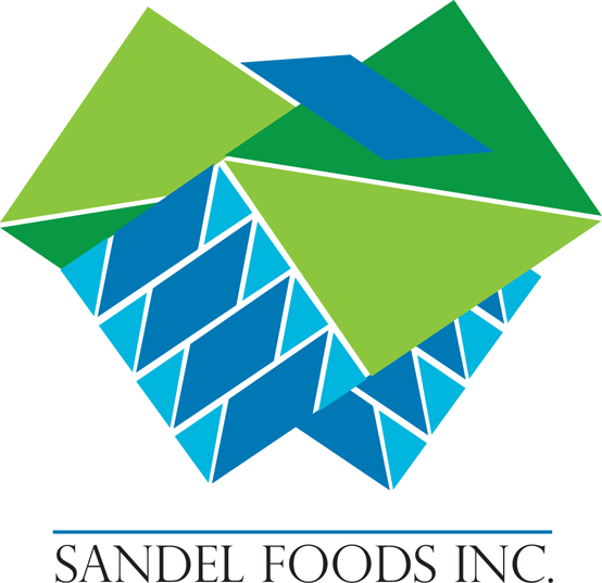 Logo Design by robken0174 - Entry No. 63 in the Logo Design Contest Fun Logo Design for Sandel Foods Inc.