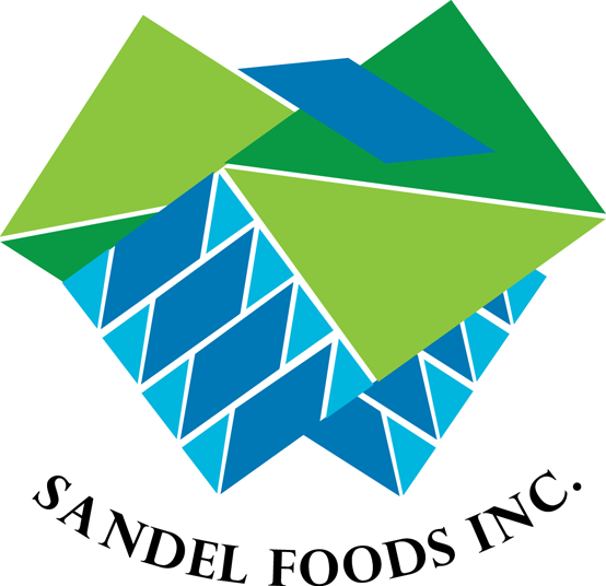 Logo Design by robken0174 - Entry No. 64 in the Logo Design Contest Fun Logo Design for Sandel Foods Inc.
