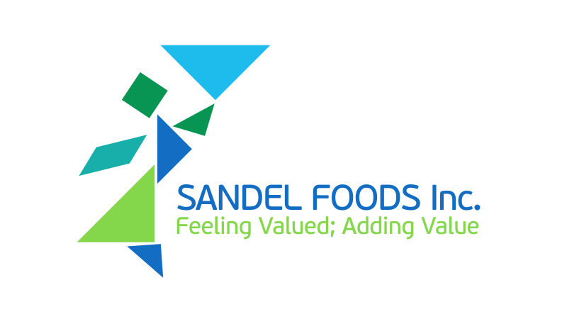 Logo Design by Xamburger - Entry No. 82 in the Logo Design Contest Fun Logo Design for Sandel Foods Inc.