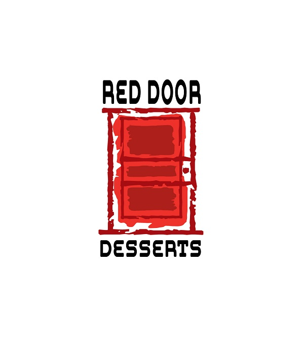 Logo Design by kowreck - Entry No. 26 in the Logo Design Contest Fun Logo Design for Red Door Desserts.