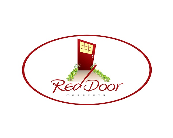 Logo Design by kowreck - Entry No. 28 in the Logo Design Contest Fun Logo Design for Red Door Desserts.