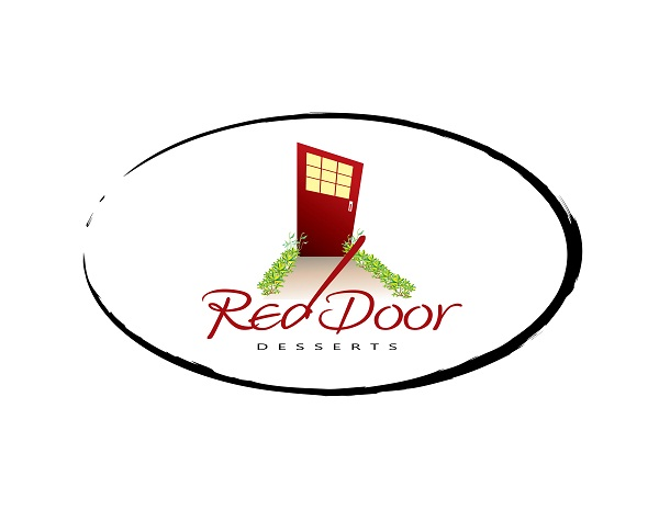 Logo Design by kowreck - Entry No. 29 in the Logo Design Contest Fun Logo Design for Red Door Desserts.
