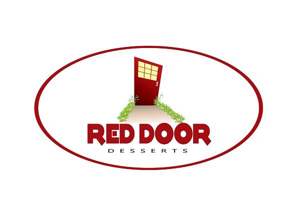 Logo Design by kowreck - Entry No. 32 in the Logo Design Contest Fun Logo Design for Red Door Desserts.
