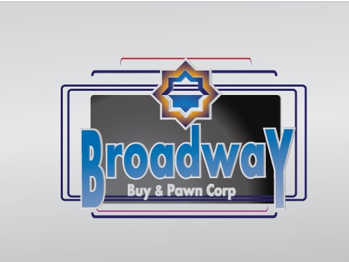 Logo Design by dimitrovart - Entry No. 56 in the Logo Design Contest Unique Logo Design Wanted for Broadway Buy & Pawn corp or BNP for short.