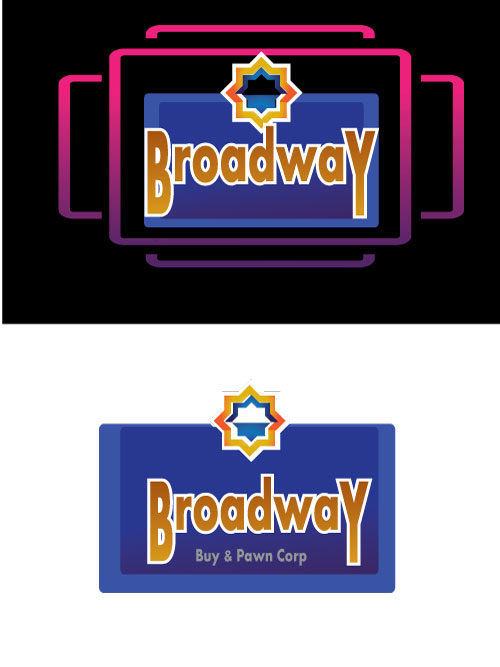 Logo Design by dimitrovart - Entry No. 57 in the Logo Design Contest Unique Logo Design Wanted for Broadway Buy & Pawn corp or BNP for short.