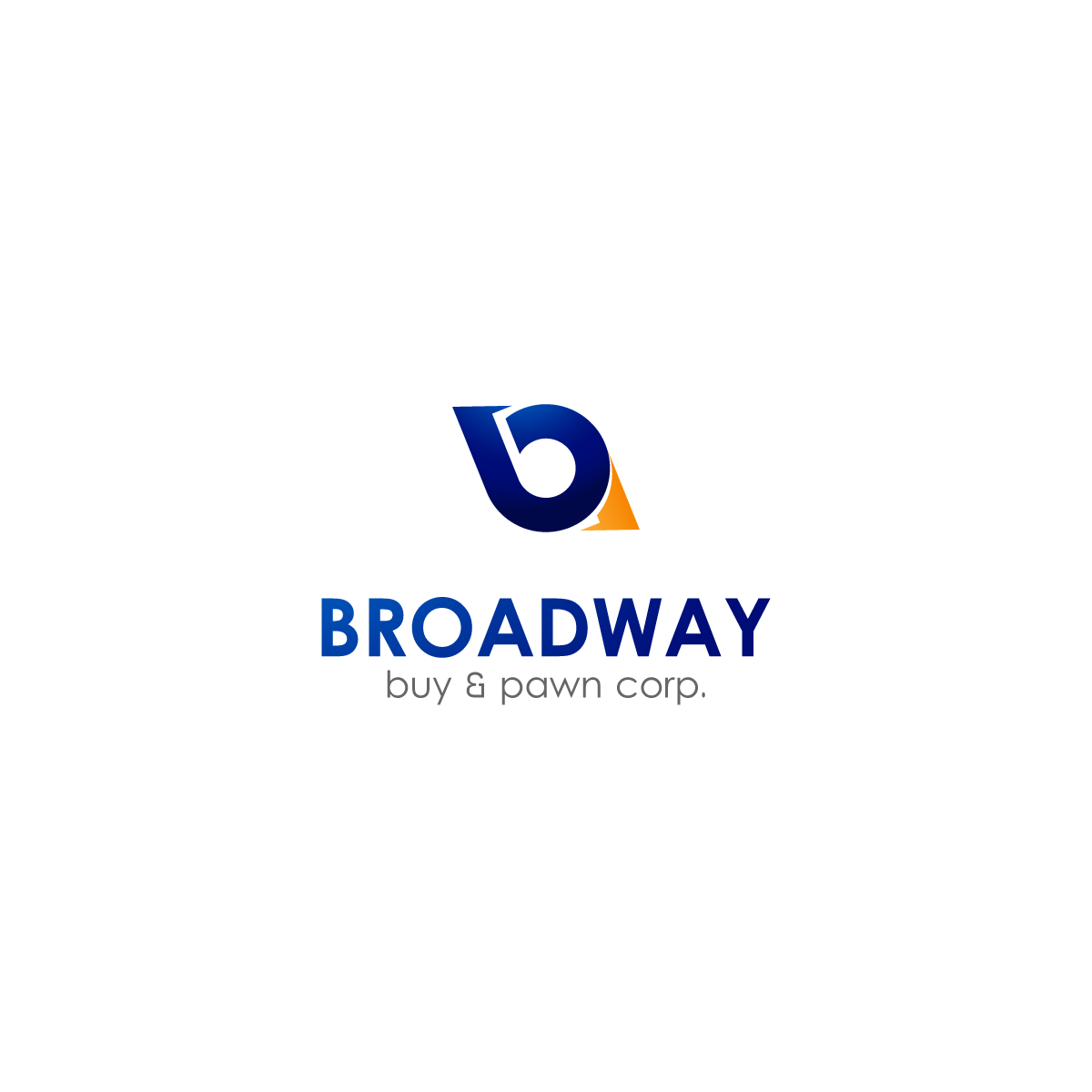 Logo Design by zesthar - Entry No. 63 in the Logo Design Contest Unique Logo Design Wanted for Broadway Buy & Pawn corp or BNP for short.