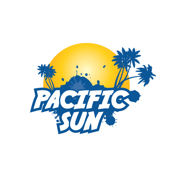 Logo Design by storm - Entry No. 33 in the Logo Design Contest New Logo Design for PACIFIC SUN.