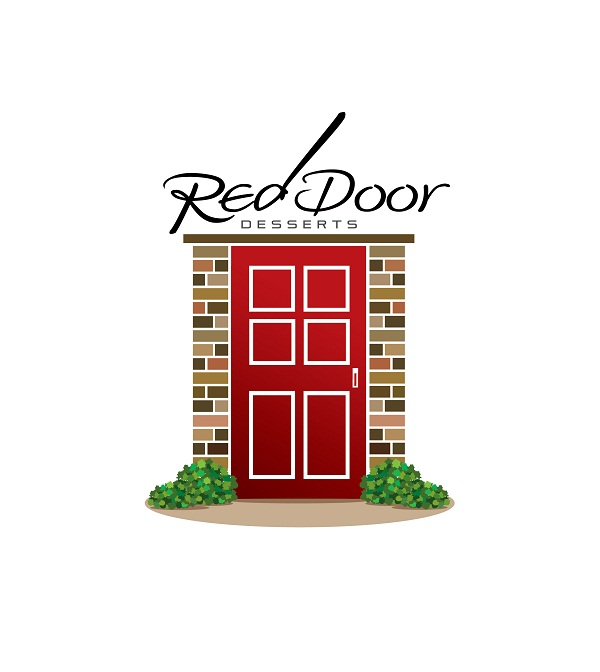 Logo Design by kowreck - Entry No. 53 in the Logo Design Contest Fun Logo Design for Red Door Desserts.
