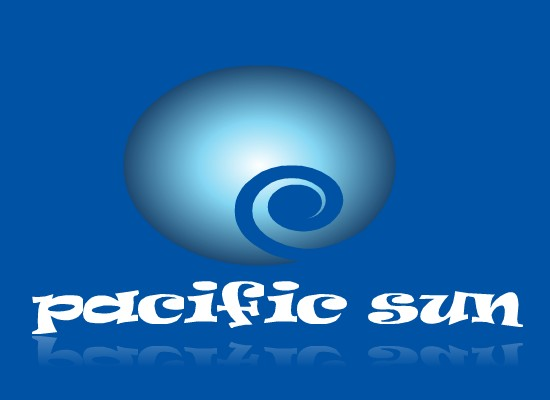 Logo Design by joway - Entry No. 40 in the Logo Design Contest New Logo Design for PACIFIC SUN.
