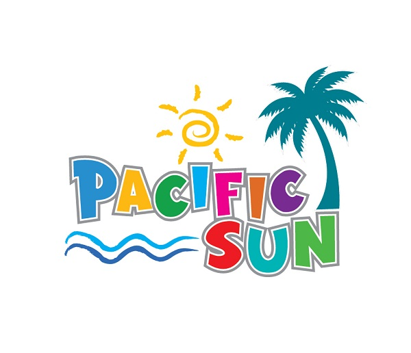 Logo Design by kowreck - Entry No. 43 in the Logo Design Contest New Logo Design for PACIFIC SUN.