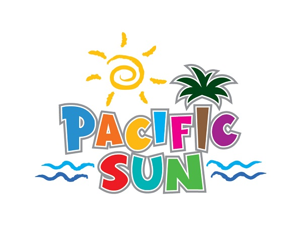Logo Design by kowreck - Entry No. 45 in the Logo Design Contest New Logo Design for PACIFIC SUN.