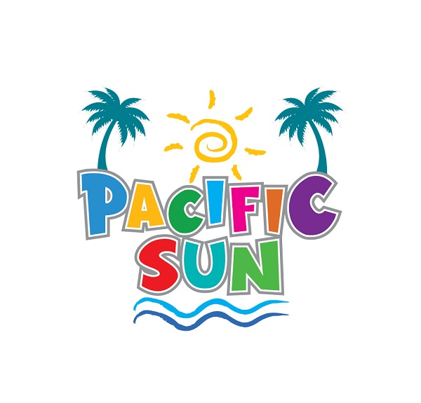 Logo Design by kowreck - Entry No. 46 in the Logo Design Contest New Logo Design for PACIFIC SUN.