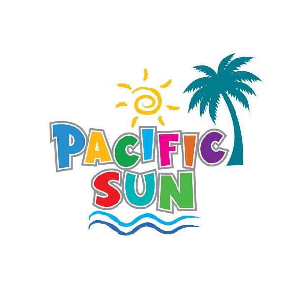 Logo Design by kowreck - Entry No. 47 in the Logo Design Contest New Logo Design for PACIFIC SUN.