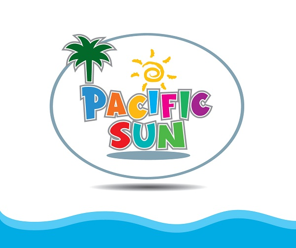 Logo Design by kowreck - Entry No. 48 in the Logo Design Contest New Logo Design for PACIFIC SUN.