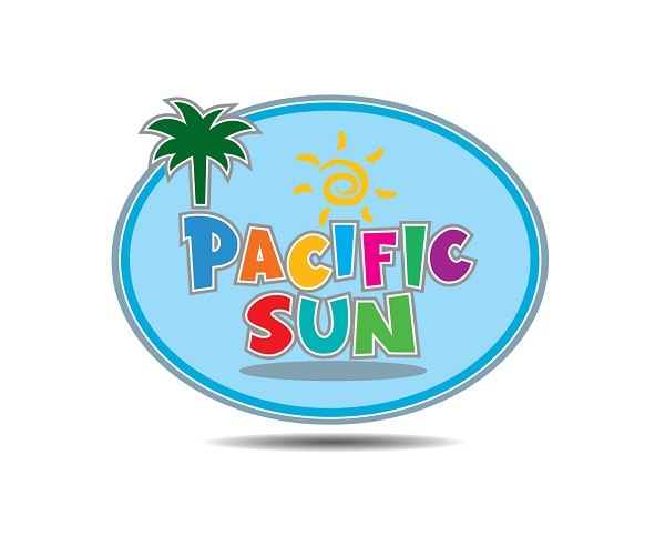 Logo Design by kowreck - Entry No. 49 in the Logo Design Contest New Logo Design for PACIFIC SUN.
