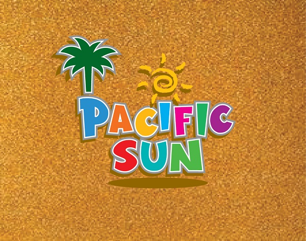 Logo Design by kowreck - Entry No. 50 in the Logo Design Contest New Logo Design for PACIFIC SUN.