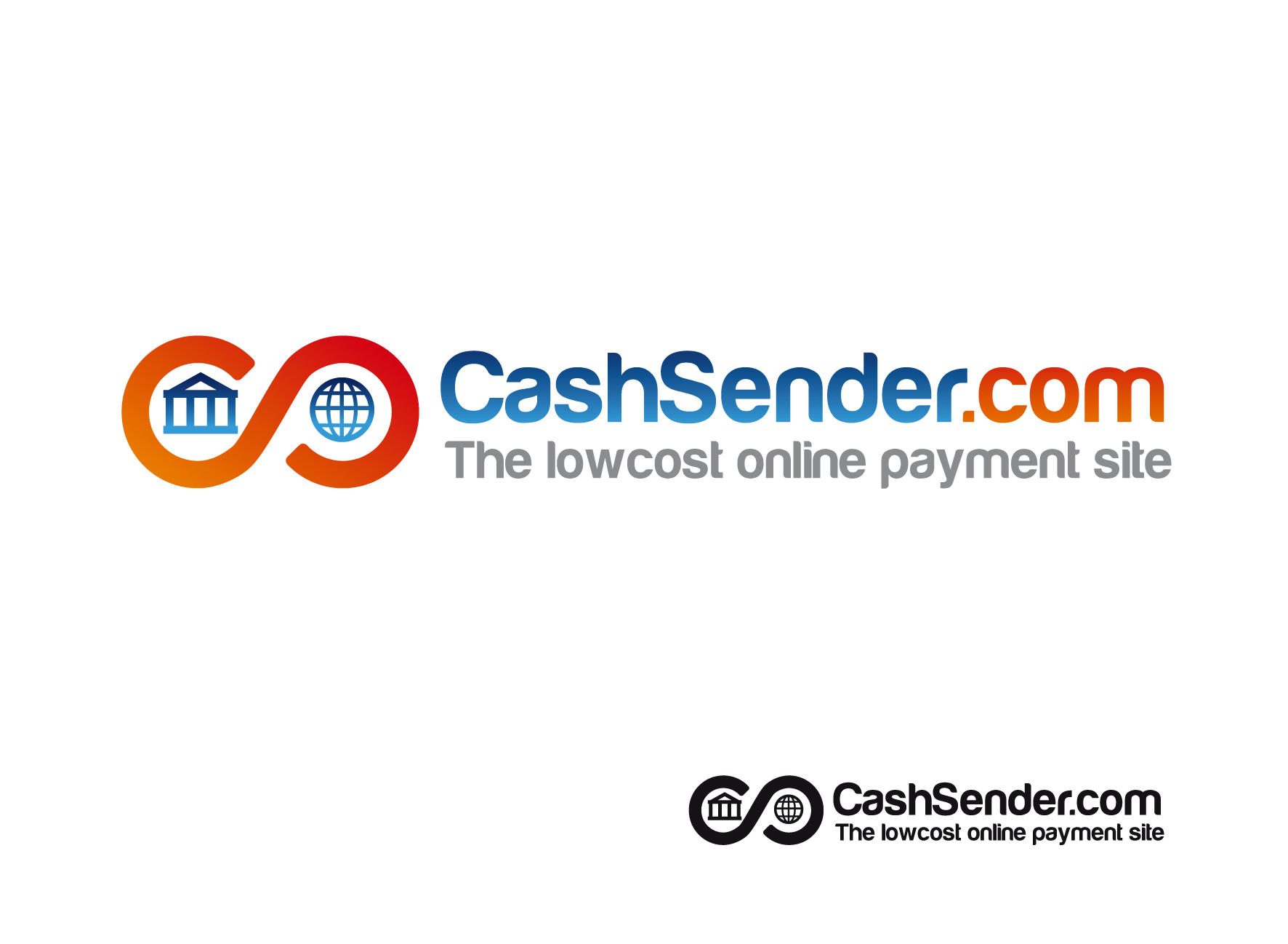 Logo Design by luna - Entry No. 20 in the Logo Design Contest Logo Design needed for alternative payment site CashSender.com.