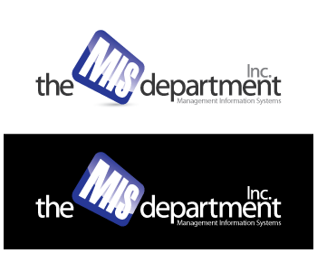 Logo Design by Desine_Guy - Entry No. 56 in the Logo Design Contest The MIS Department, Inc..