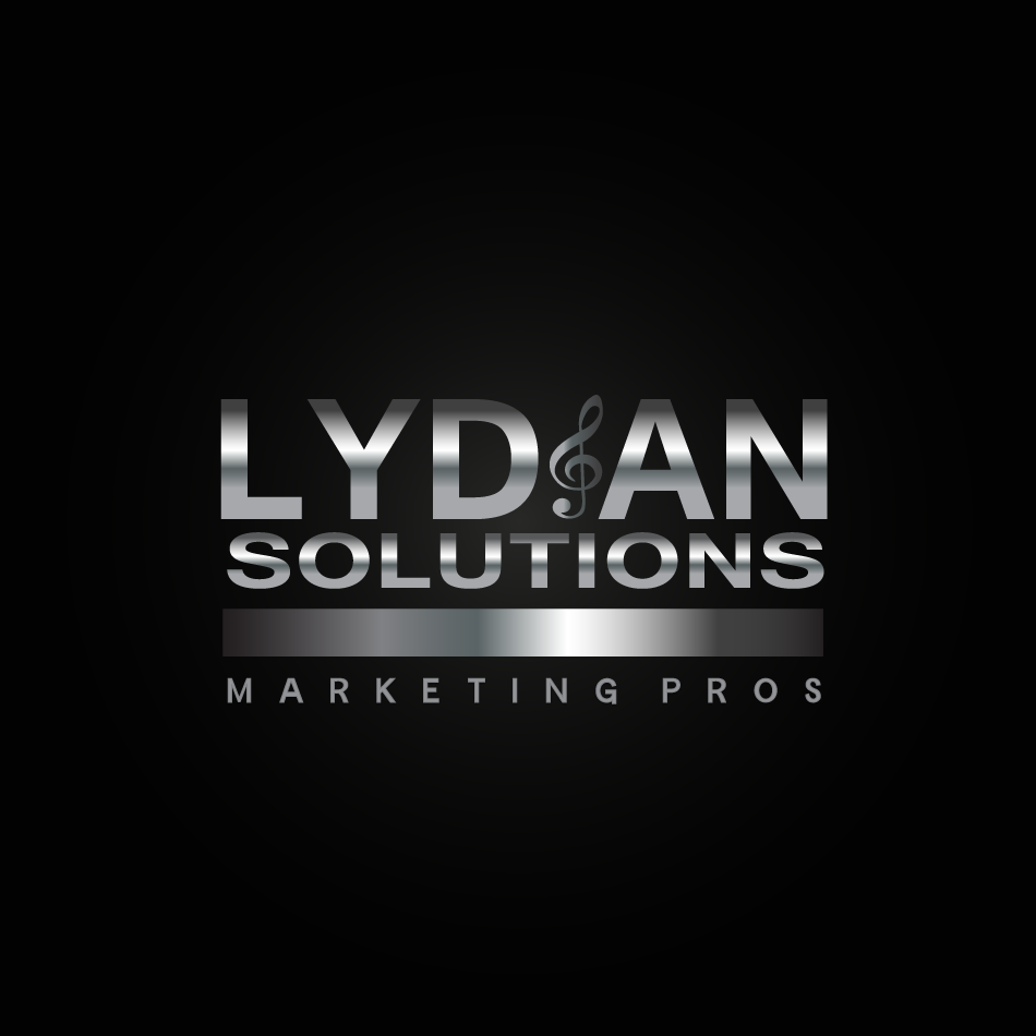 Logo Design by moonflower - Entry No. 5 in the Logo Design Contest Fun Logo Design for Lydian Solutions.