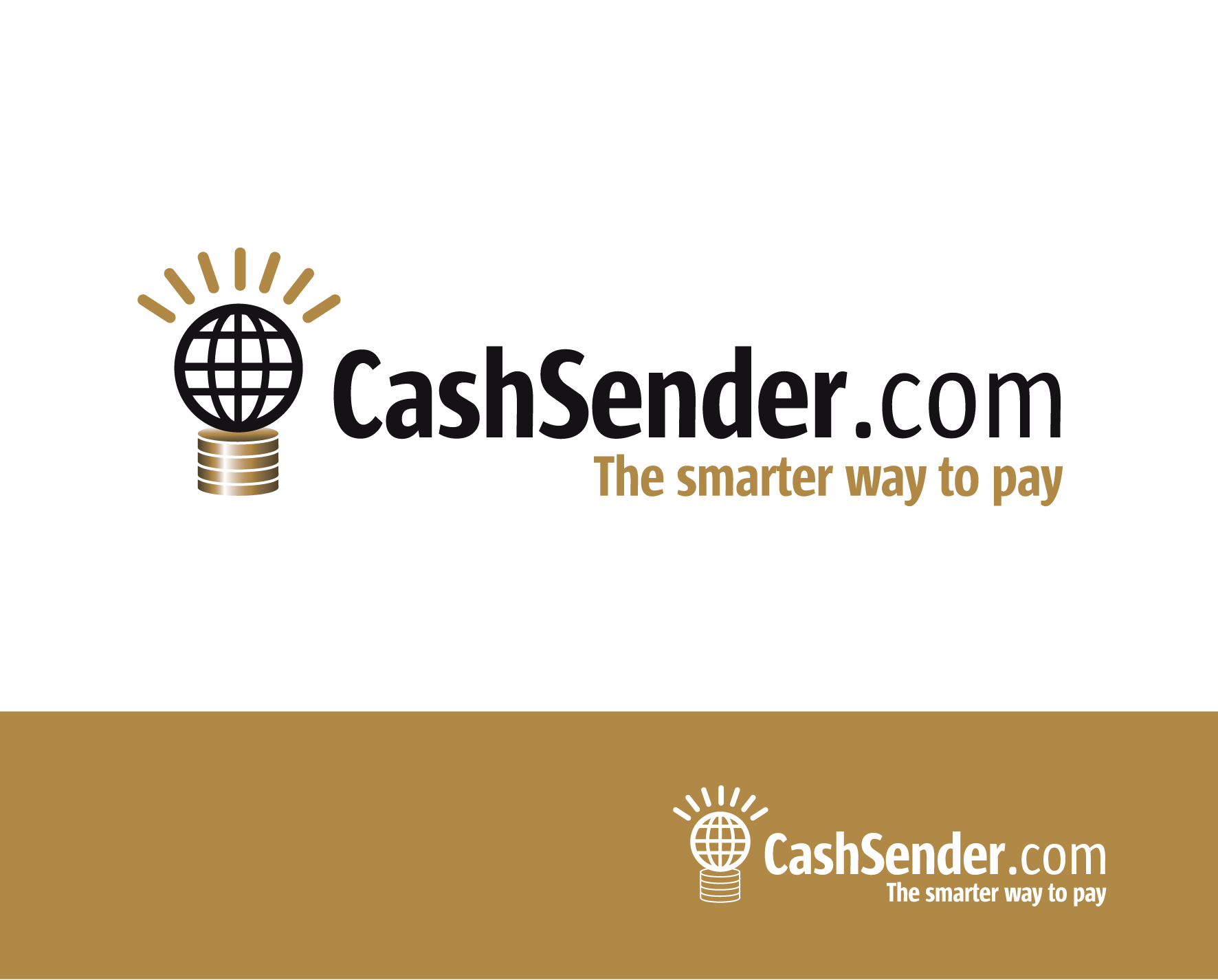 Logo Design by luna - Entry No. 47 in the Logo Design Contest Logo Design needed for alternative payment site CashSender.com.