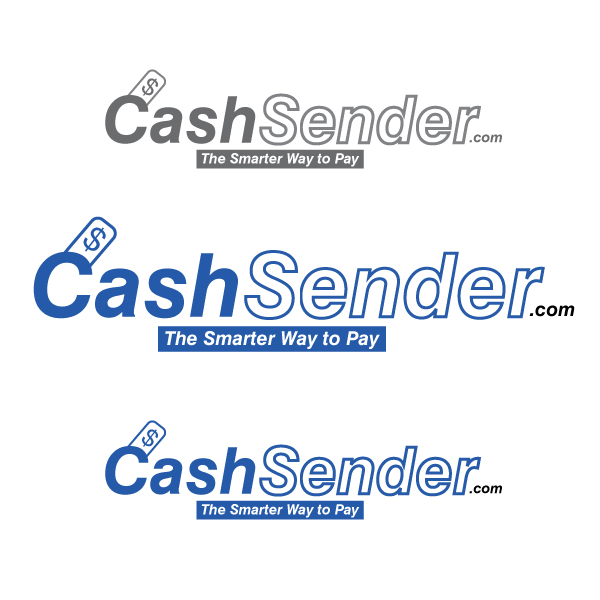 Logo Design by Private User - Entry No. 52 in the Logo Design Contest Logo Design needed for alternative payment site CashSender.com.