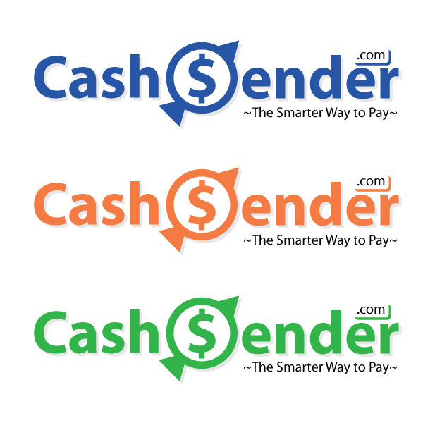 Logo Design by Private User - Entry No. 53 in the Logo Design Contest Logo Design needed for alternative payment site CashSender.com.