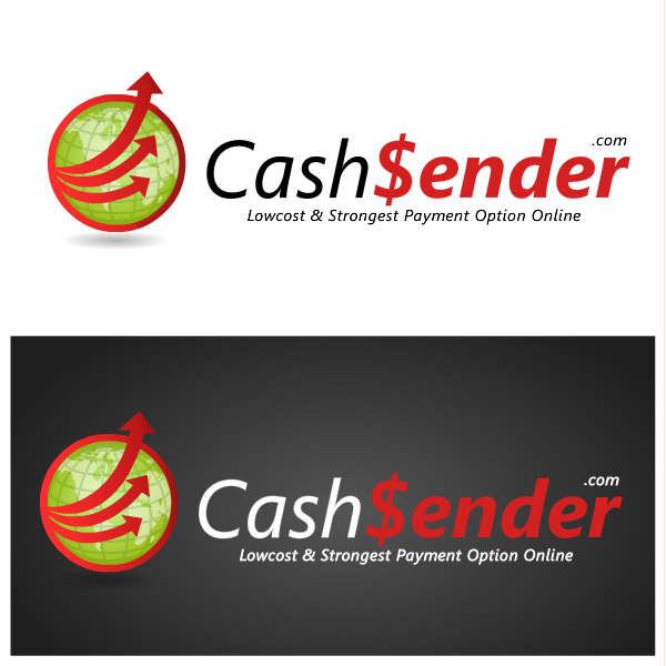 Logo Design by Private User - Entry No. 54 in the Logo Design Contest Logo Design needed for alternative payment site CashSender.com.