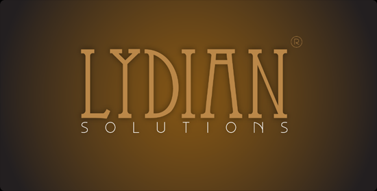 Logo Design by Md Iftekharul Islam Pavel - Entry No. 7 in the Logo Design Contest Fun Logo Design for Lydian Solutions.