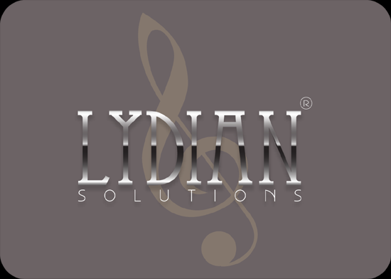 Logo Design by Md Iftekharul Islam Pavel - Entry No. 9 in the Logo Design Contest Fun Logo Design for Lydian Solutions.