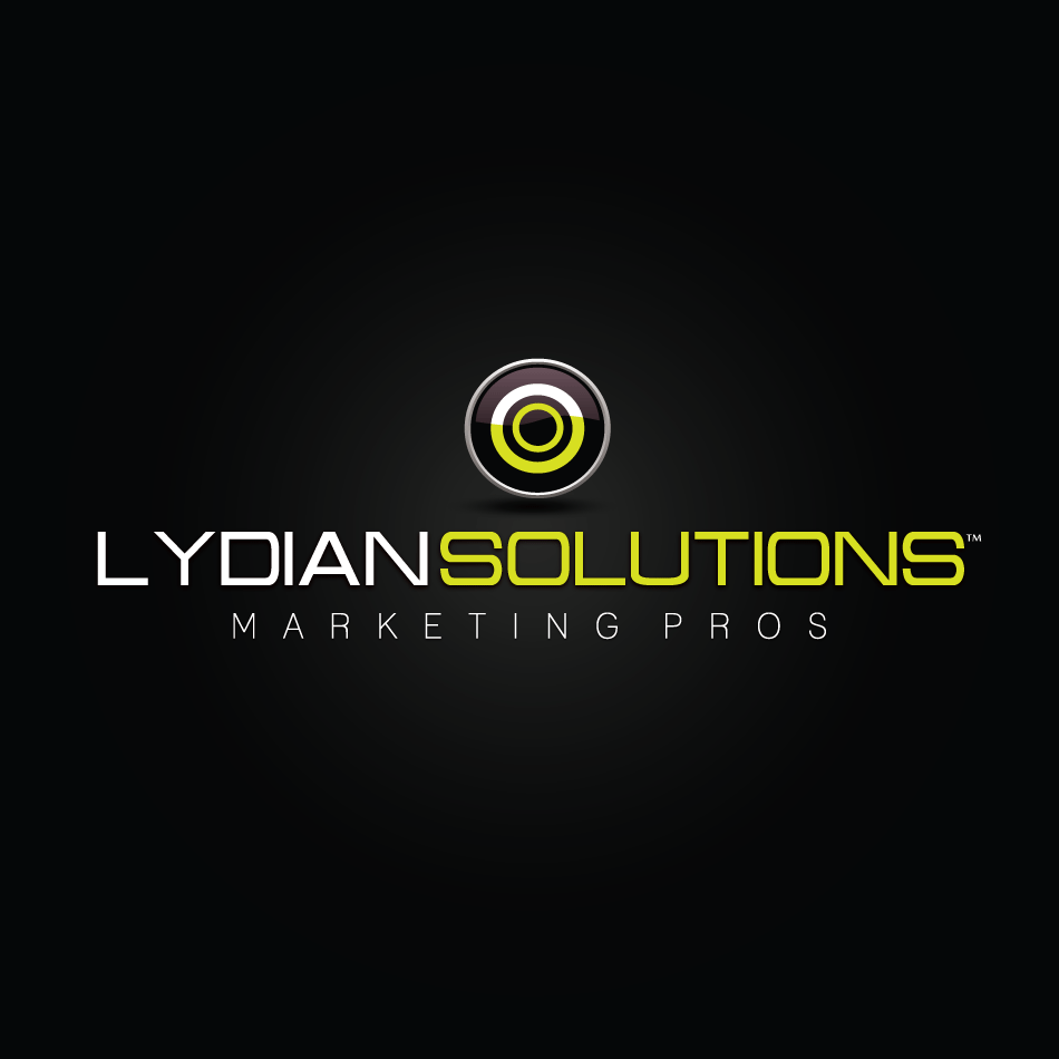 Logo Design by moonflower - Entry No. 10 in the Logo Design Contest Fun Logo Design for Lydian Solutions.