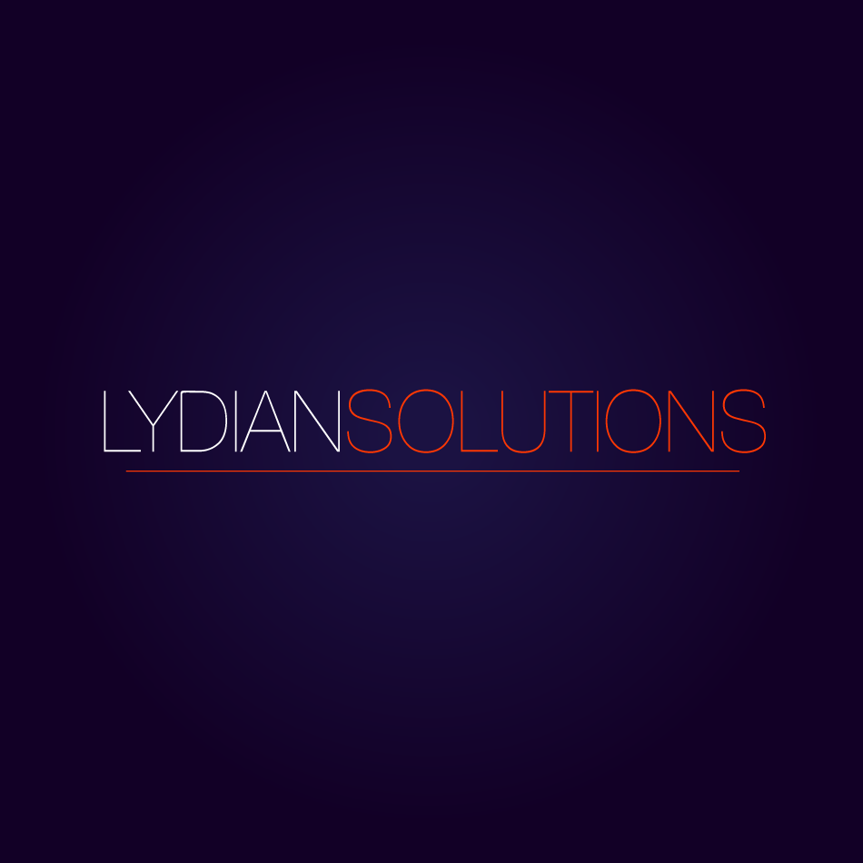 Logo Design by moonflower - Entry No. 12 in the Logo Design Contest Fun Logo Design for Lydian Solutions.