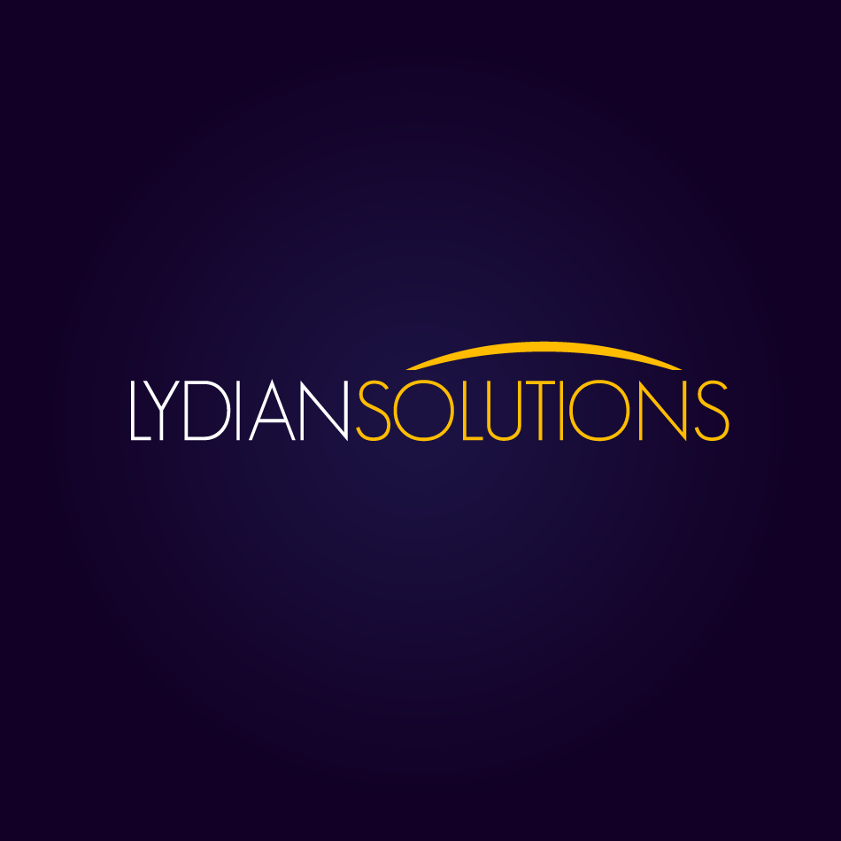 Logo Design by moonflower - Entry No. 13 in the Logo Design Contest Fun Logo Design for Lydian Solutions.