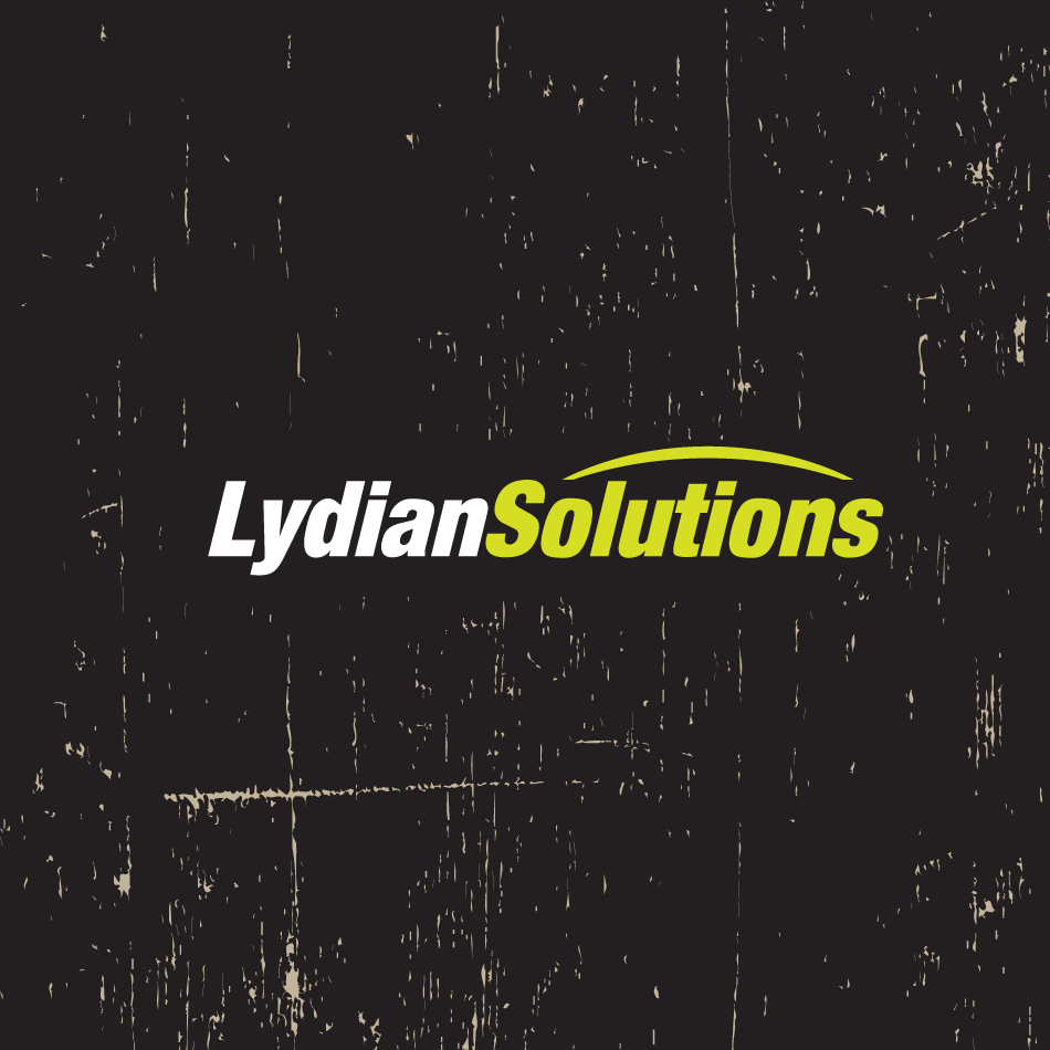 Logo Design by moonflower - Entry No. 14 in the Logo Design Contest Fun Logo Design for Lydian Solutions.