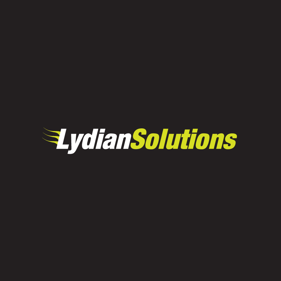 Logo Design by moonflower - Entry No. 16 in the Logo Design Contest Fun Logo Design for Lydian Solutions.